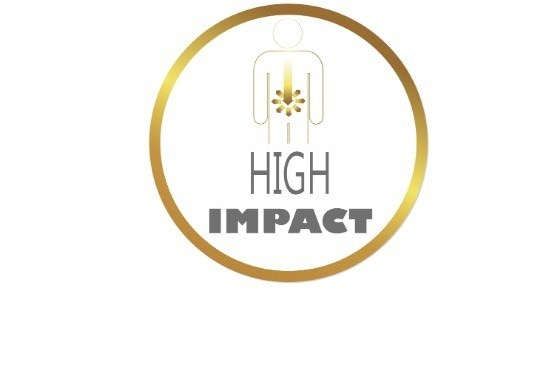 High Impact logo Metagenics